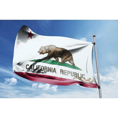 Kalifornia zászlaja 40x60cm