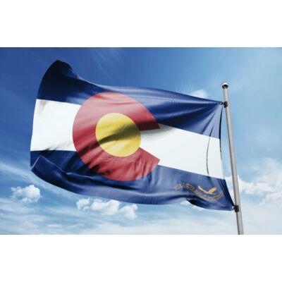 Colorado zászlaja 40x60cm