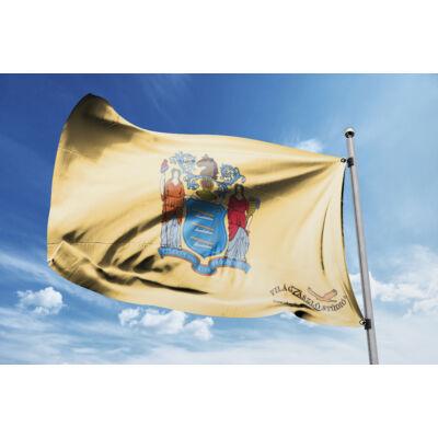 New Jersey zászlaja 40x60cm