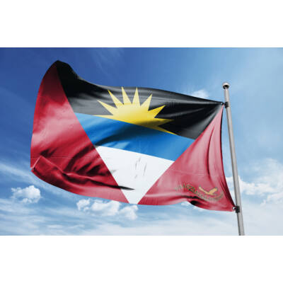Antigua és Barbuda zászlaja 40x60cm