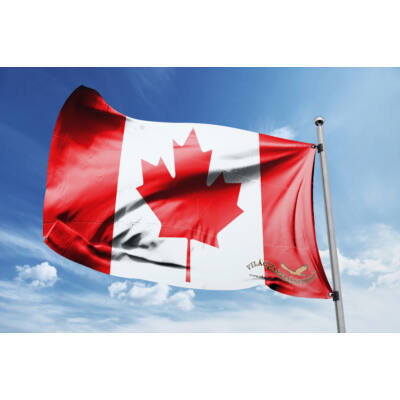 Kanada zászlaja 40x60cm