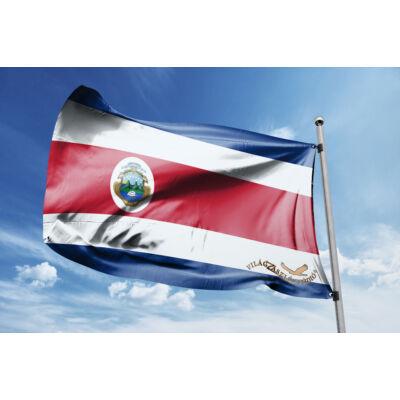 Costa Rica zászlaja 40x60cm