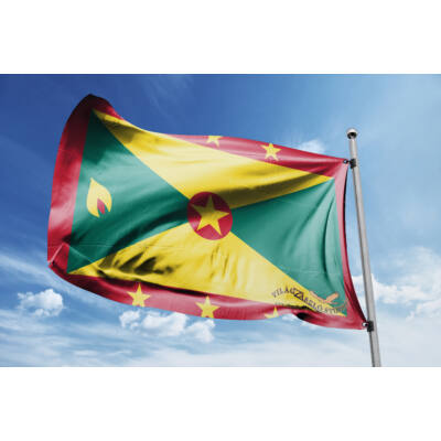 Grenada zászlaja 40x60cm