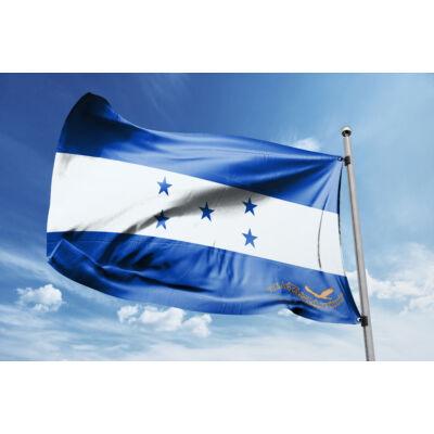 Honduras zászlaja 40x60cm