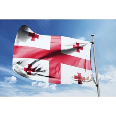 Grúzia zászlaja 40x60 cm