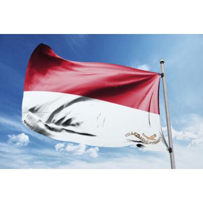 Indonézia zászlaja 40x60cm