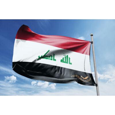Irak zászlaja 40x60 cm