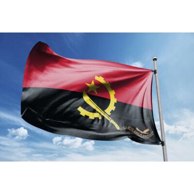 Angola zászlaja 40x60cm