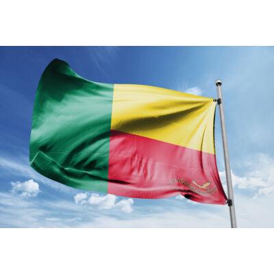 Benin zászlaja 40x60cm