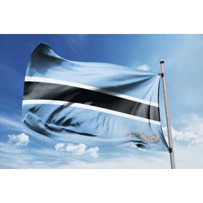 Botswana zászlaja 40x60cm