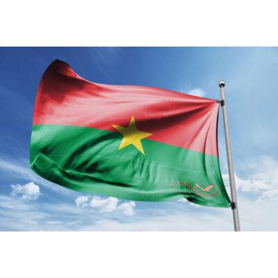 Burkina Faso zászlaja 40x60cm