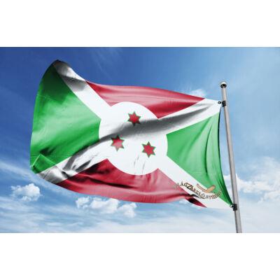 Burundi zászlaja 40x60cm