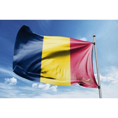 Csád zászlaja 40x60cm