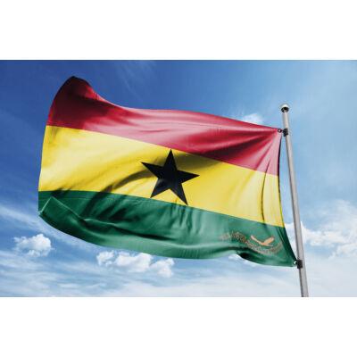 Ghána zászlaja 40x60cm