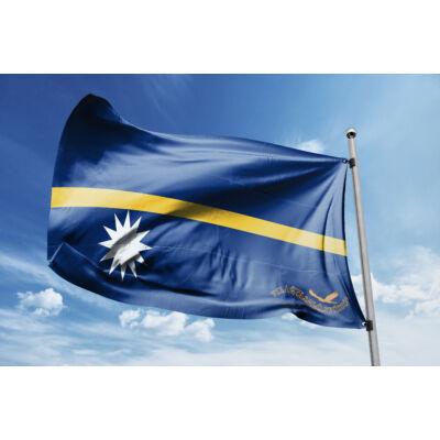 Nauru zászlaja 40x60cm