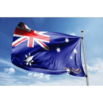 Ausztrália zászlaja 40x60cm