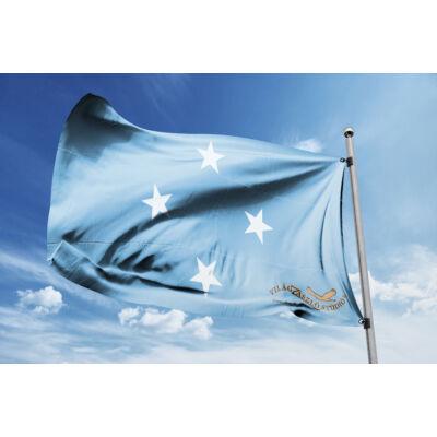 Mikronéziai Szövetségi Államok zászlaja 40x60cm
