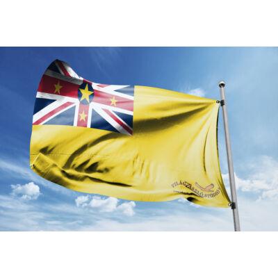 Niue zászlaja 40x60cm
