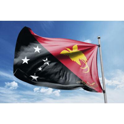 Pápua Új-Guinea zászlaja 40x60cm