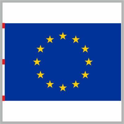 Európai Uniós 150x300cm
