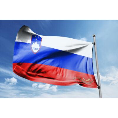 Szlovénia zászlaja 40x60cm