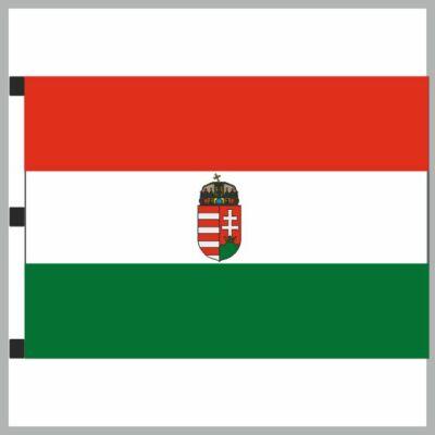 Nemzeti címeres 150x300cm
