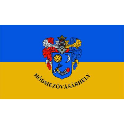 Hódmezővásárhely város zászlaja 40x60cm