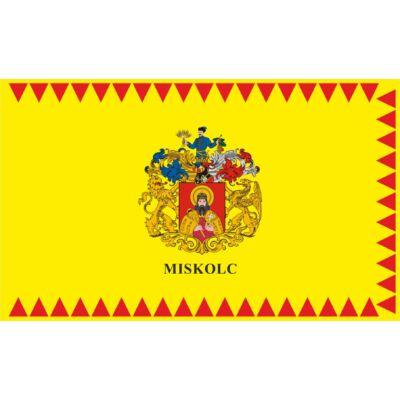 Miskolc város zászlaja 40x60cm