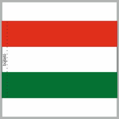 Nemzeti zászló 60x90cm